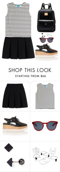 """""""Untitled 313 (Spring/Summer)"""" by maddkat ❤ liked on Polyvore featuring Alexander Wang, M.i.h Jeans, STELLA McCARTNEY, Ahlem and Marc by Marc Jacobs"""