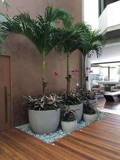 Inúmeros projetos de Paisagismo Residencial e Comercial, realizados por Adriana Fonseca, da Orvalho Plantas. Paisagismo e Decoração de casas, coberturas e