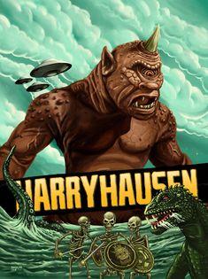 Ghoulish Harryhausen