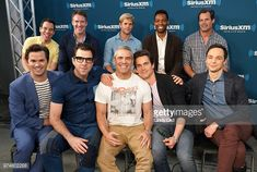 SiriusXM's Town Hall With The Cast Of 'Boys In The Band' Hosted By Andy Cohen