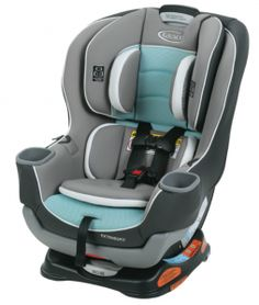 "Graco Extend2Fit Convertible Carseat Review: The ""Shut Up and Take My Money"" Seat Is Here!"