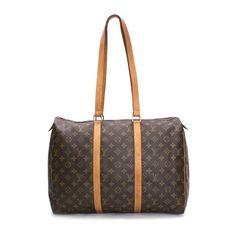 Louis Vuitton Frannery 45 Monogram Shoulder bags Brown Canvas M51115