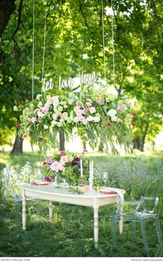 Floral table decor inspiration | Floral Design & Styling: Anli Wahl | Photographer: Adene Nieuwoudt |