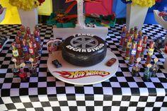 Hot Wheels Cake Pops | Hot Wheels Battle Force 5