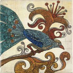 The beautiful art of illustrator & graphic designer extraordinaire - Valentina Ramos.