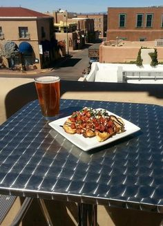 10 Best Things to Do in Santa Fe. Rooftop Pizzeria