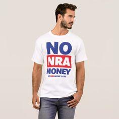#NO NRA MONEY T-Shirt - customized designs custom gift ideas