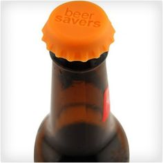 Beer Saver Silicone Bottle Caps