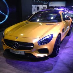 Mercedes-Benz AMG GT-S  By: @colombiansupercars por: colombiansupercars