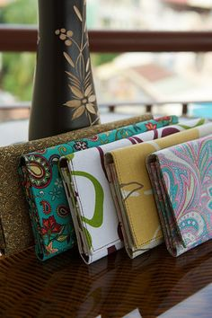 SAK SAUM - Offers a variety of beautiful accessories (I have one of their handbags and love it).  The organization helps restore and rehabilitate women who've experienced the devastation of human trafficking.  100% of the sales from the online store go back into Sak Saum's ministry budget for salaries, housing, transportation, healthcare, educational opportunities and more. (http://www.saksaum.org/collections/accessories)