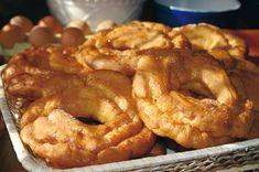 Almojábanas y mas recetas de dulces típicos