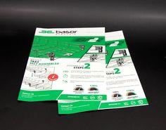 Dinos qué quieres publicitar... y nosotros nos encargamos de diseñar y dar formar a la idea. Y este es el resultado de los flyers de basor.