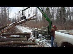 140 Best Log Grapple Trailer images in 2019 | Log trailer, Utility