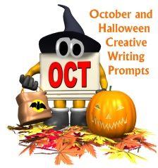 Halloween creative writing activities high school