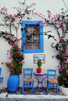 Greece, but it seems like Jimena de la Frontera, Cádiz, spain.