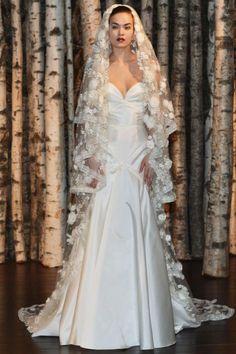 """lotrfashion: """"Wedding dress for Eowyn - Naeem Khan """""""