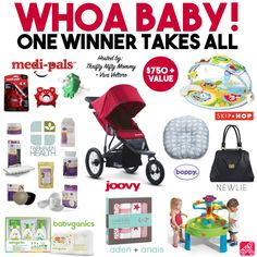 Whoa Baby Giveaway 5/27 ~ Tales From A Southern Mom