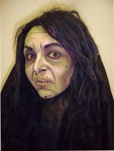 hag makeup - Google Search