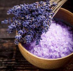 Premium Detox Bath Salts - Calming - - w/Wooden Scoop — Natural Skin Care I Rêves de Sabine Epsom Salt Crystals, Bath Benefits, Bath Detox, How To Treat Eczema, Natural Skin Care, Natural Beauty, Lavender Oil, Natural Essential Oils, Bath Salts