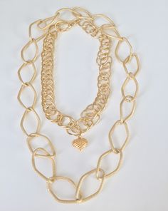 Gold Necklace, Necklaces, Chain, Jewelry, Jewellery Making, Jewerly, Jewelery, Gold Necklaces, Jewels