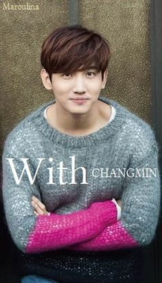 with changmin!