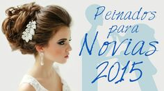 50 Peinados para novias 2015