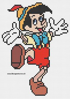 Pinocchio pattern by syra1974 on deviantART