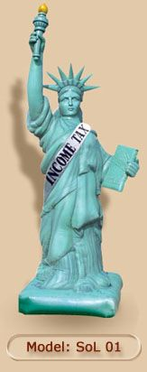 Unique Inflatables Presents - Statue of Liberty Inflatables  #LibertarianParty  Awesome!!!