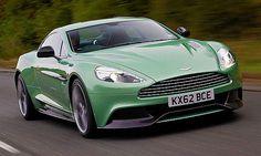 2013 Aston Martin DB9 Green