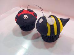 cute idea for cupcakes