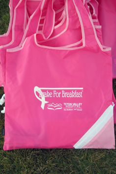 Brake for Breakfast 2013 http://www.tvhcare.org #breastcancer