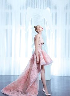 Nicolas Jebran Haute Couture Summer 2015 | UniLi - Unique Lifestyle