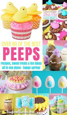 PEEPS Recipes And Ideas