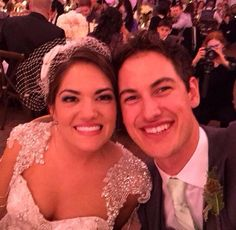 Joey & Brittany Logano's wedding