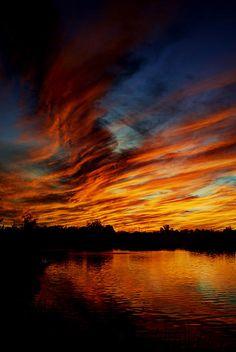 Fire Sky, Saija  Lehtonen, AZ