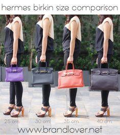 Hermes Birkin size comparison – Purses And Handbags Totes Bolso Birkin Hermes, Birkin 25, Hermes Bags, Hermes Handbags, Purses And Handbags, Fashion Handbags, Designer Handbags, Designer Shoes, Sac Hermes Kelly