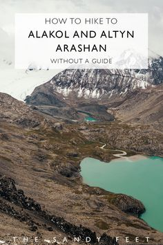 The Most Beautiful Hike In Kyrgyzstan: Hiking from To Alakol and Altyn Arashan Without A Guide #travel #adventure #kyrgyzstan #centralasia #trekking | trekking in Kyrgyzstan | things to do in kyrgyzstan | highlights of kyrgyzstan | best of asia | off the beaten path in asia |
