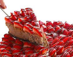 Cheesecake med alle yndlings ingredienser - Alt i én kage, den bliver du nødt til at smage !