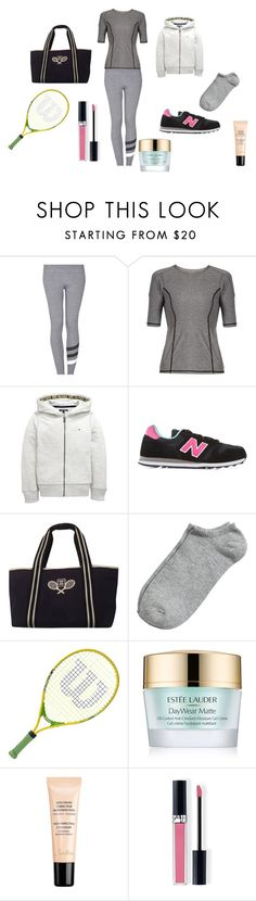 """Spencer Hastings Style"" by sashabenichou on Polyvore featuring mode, Sundry, The Upside, Tommy Hilfiger, New Balance, Chanel, Estée Lauder, Guerlain et Christian Dior"