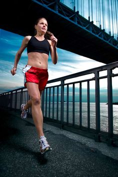 The Laura Barisonzi Sports Photography is Energetic #photography trendhunter.com