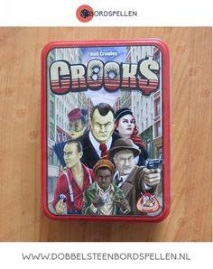 Crooks kaartspel kopen tweedehands l dobbelsteenbordspellen €7 #whitegoblin #crooks #kaartspel