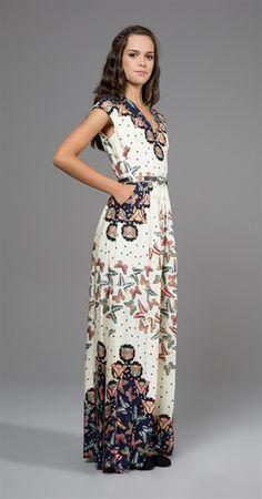 Antix - Vestido Panapaná