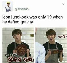 He's the golden maknae what did you expect
