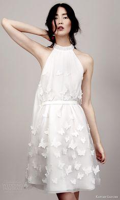 Kaviar Gauche 2015 Wedding Dresses — Papillon D'Amour Bridal Couture Collection   Wedding Inspirasi