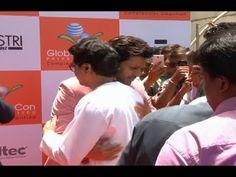 Riteish Deshmukh & Raj Thackeray at kitchen products launch.