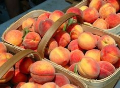 Want to lose weight? Grab a peach and get noshin'! According to Texas A&M University researchers, the stone fruit contains phenolic compounds that modulate different expressions of genes to ward off obesity, high cholesterol, inflammation and diabetes—now that's something to feel peachy about!