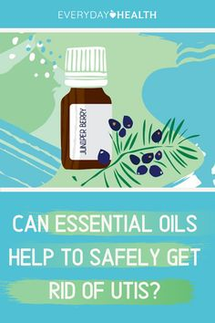 Learn more about essential oils and if they can help heal a UTI.