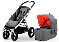Bumbleride's New All Terrain Stroller Features Fabrics Constructed from Recycled Water Bottles