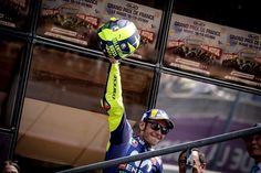 Valentino Rossi FrenchGP2018 3rd