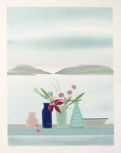 August Still Life - Elizabeth Osborne